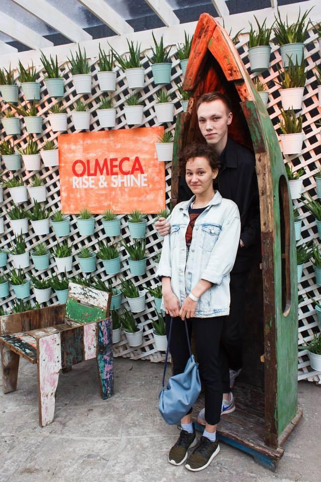 olmeca party 1