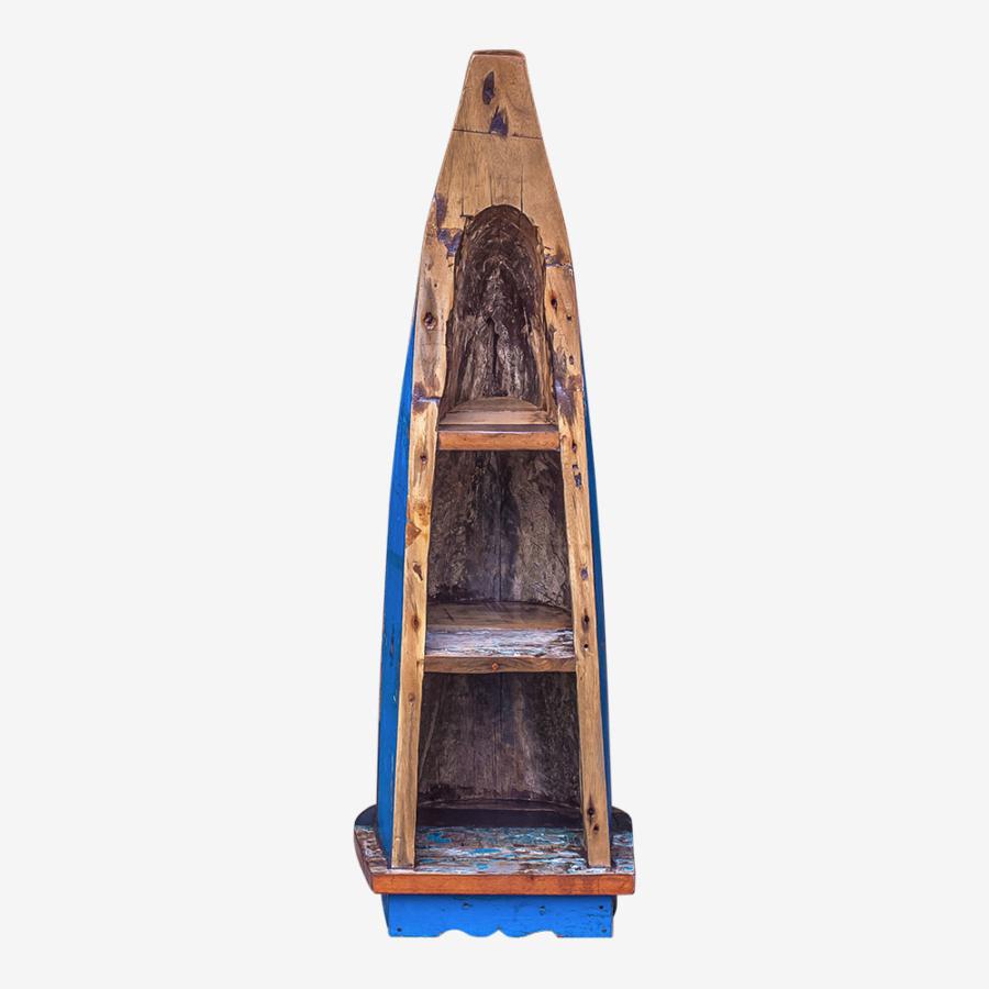 Стеллаж из лодки малый