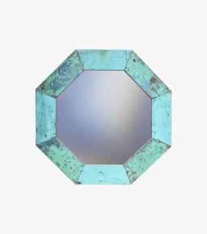 Зеркало восьмиугольное 100