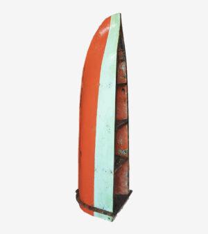 Стеллаж из лодки Шагал