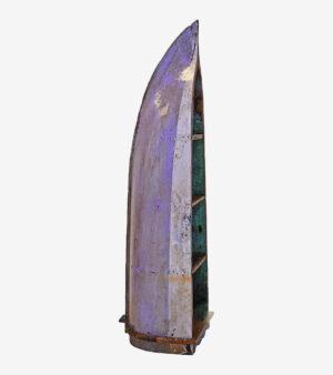 Стеллаж из лодки Малевич