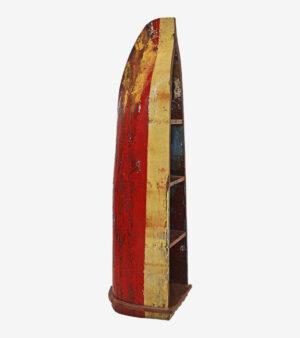 Стеллаж из лодки Мунк