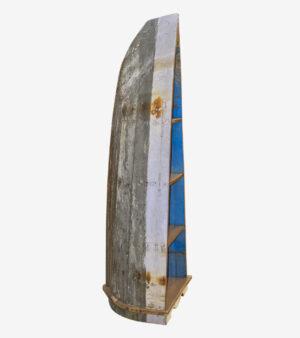 Стеллаж из лодки Магритт
