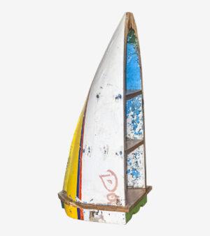 Стеллаж из лодки малый Климт