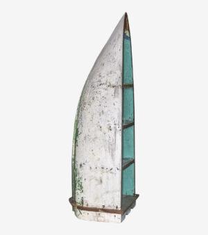 Стеллаж из лодки средний Дега